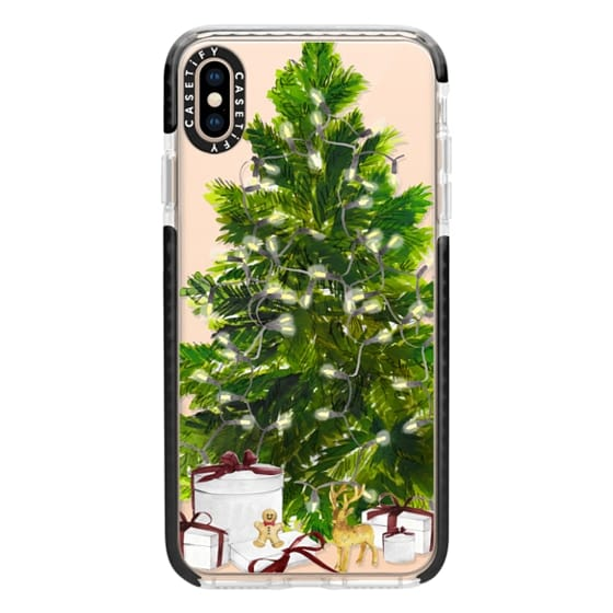 iPhone XS Max Cases - Christmas Lights