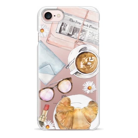 iPhone 7 Cases - Cafe Life