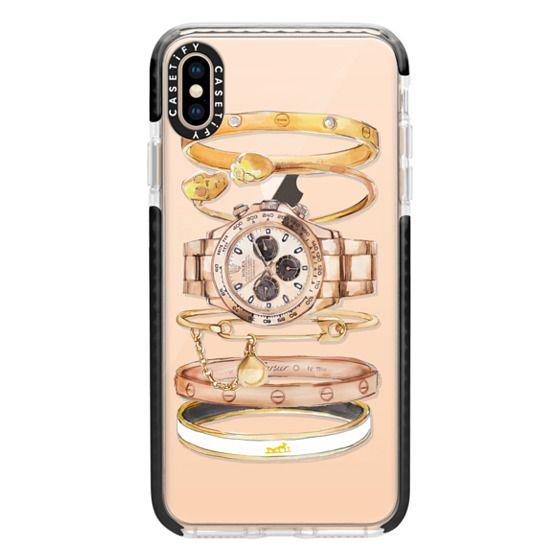iPhone XS Max Cases - Cuff Love