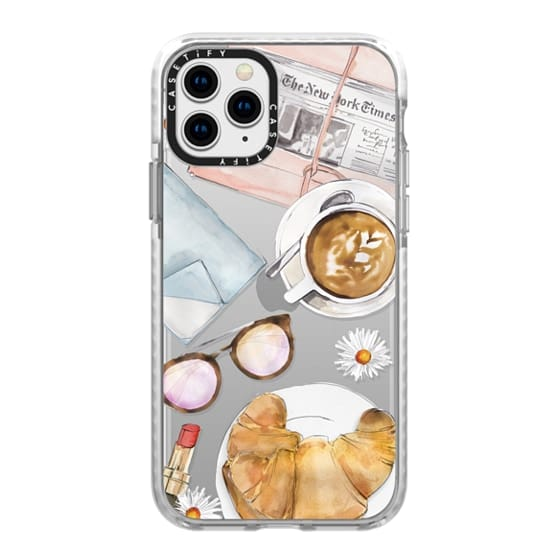 iPhone 11 Pro Cases - Cafe Life
