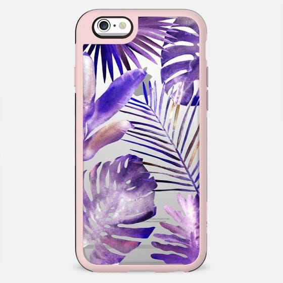 Purple leaves - New Standard Case