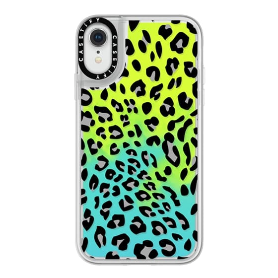 iPhone XR Cases - Leopard print