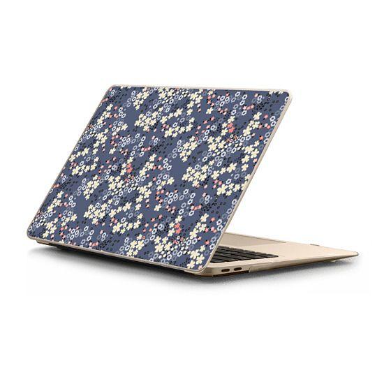 MacBook Air Retina 13 Sleeves - Ditsy Floral - Blue