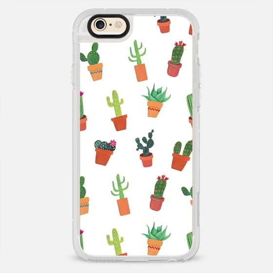 Cactus Delight - New Standard Case