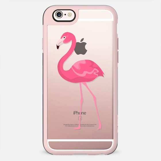 Pink Flamingo - New Standard Case