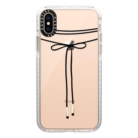 iPhone XS Cases - Phone Choker