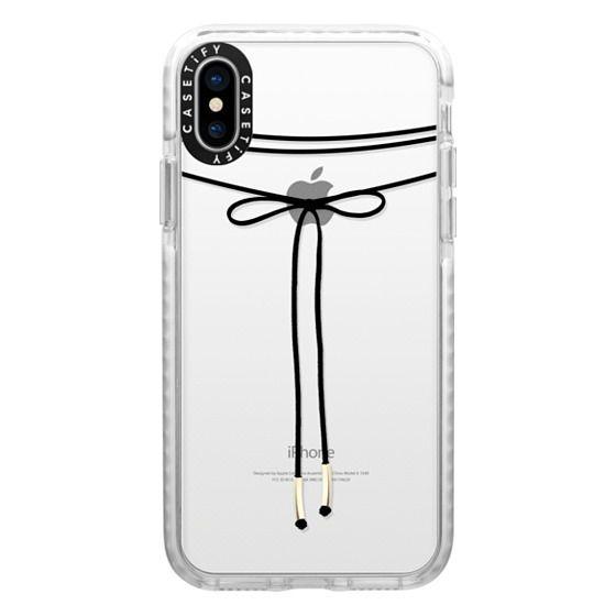 iPhone X Cases - Phone Choker