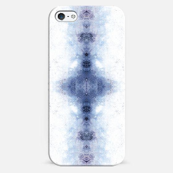 Aquarius - indigo - Classic Snap Case