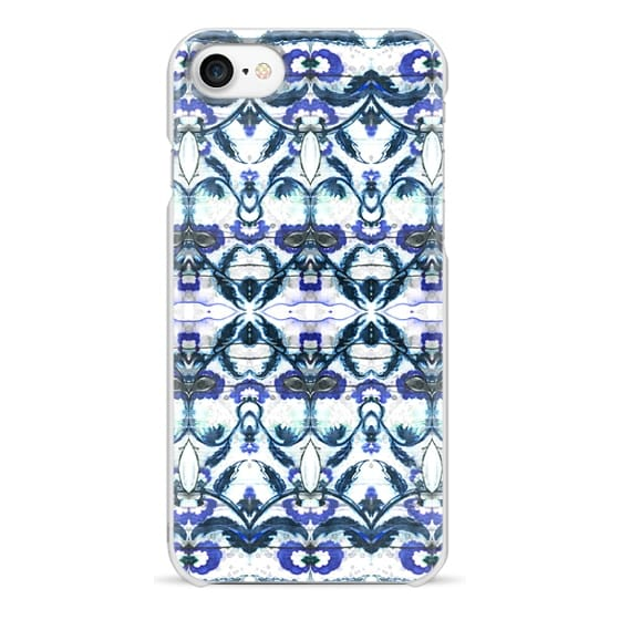iPhone 7 Cases - Natale - cerulean