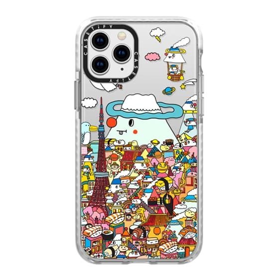 iPhone 11 Pro Cases - LOVE IN TOKYO