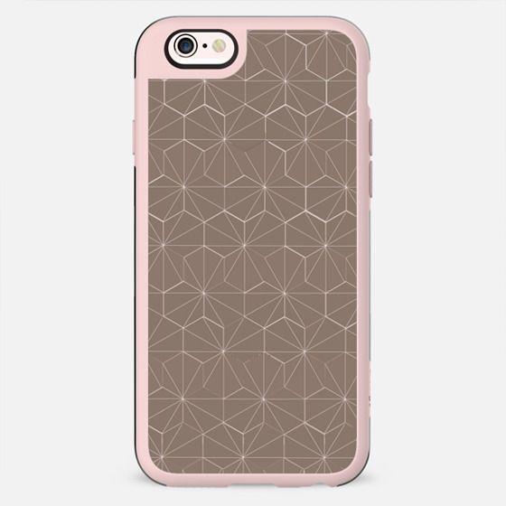 Broken Hexagon Grey - New Standard Case