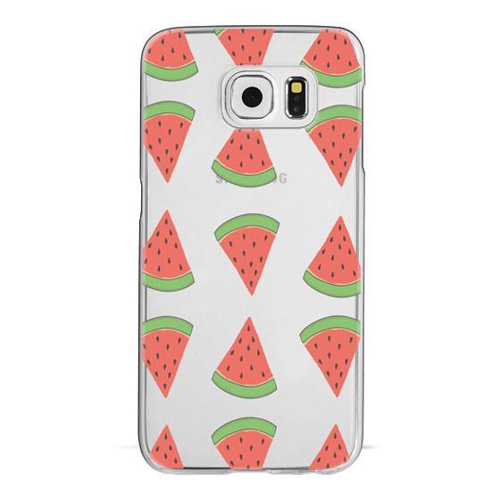 Samsung Galaxy S6 Cases - Water Melon
