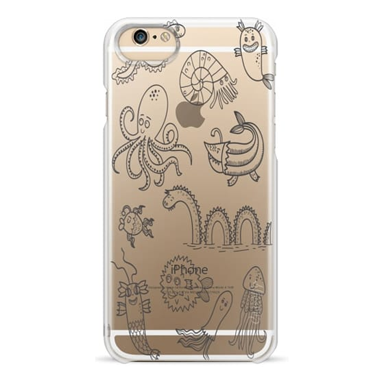 iPhone 6 Cases - Happy Seamonsters
