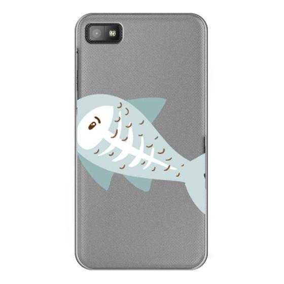 Blackberry Z10 Cases - X-ray Fish