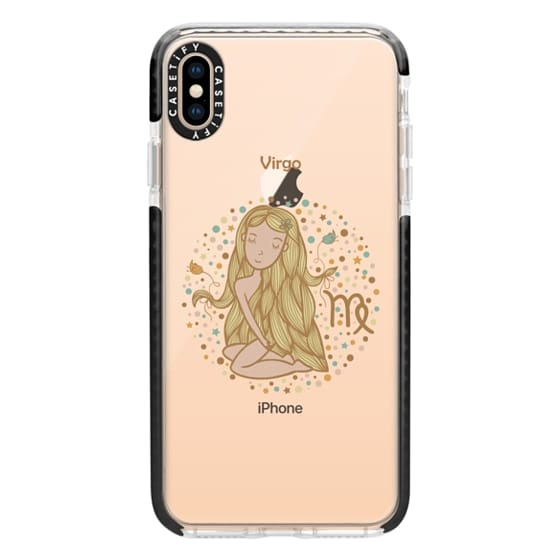 iPhone XS Max Cases - Virgo X