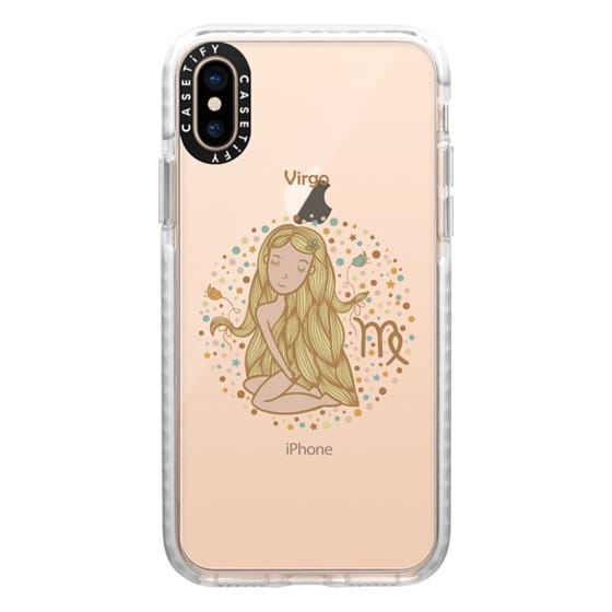 iPhone XS Cases - Virgo X