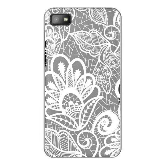 Blackberry Z10 Cases - Flower Lace