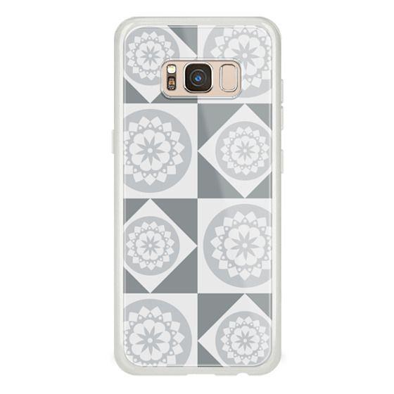 Samsung Galaxy S8 Cases - Silver