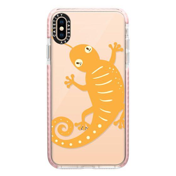 iPhone XS Max Cases - Lizard