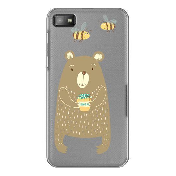 Blackberry Z10 Cases - Honey Bear