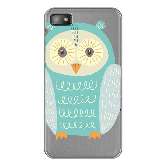 Blackberry Z10 Cases - Owl