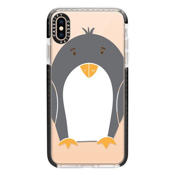 iPhone XS Max Cases - Penguin