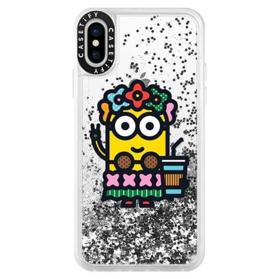 iPhone X Cases - Minions - Dave 2