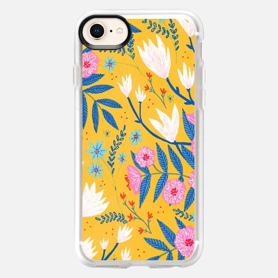 Magnolias and Camellias! - Snap Case