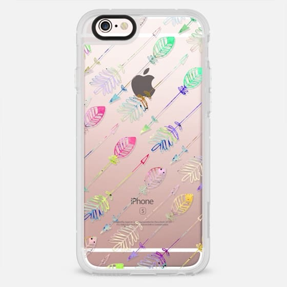 Cute girly pastel watercolor arrows patterns - New Standard Case