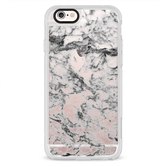 iPhone 6s Cases - Elegant gray white modern marble texture patterns