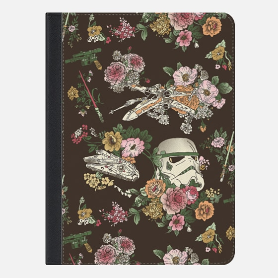 iPad Air 2 Capa - Botanic Wars
