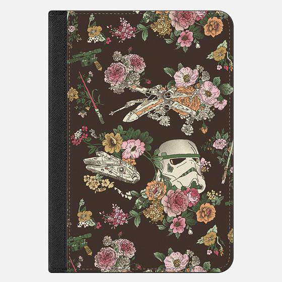 iPad Mini 4 Capa - Botanic Wars