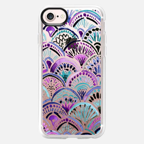 Mermaid Medallion - Classic Grip Case