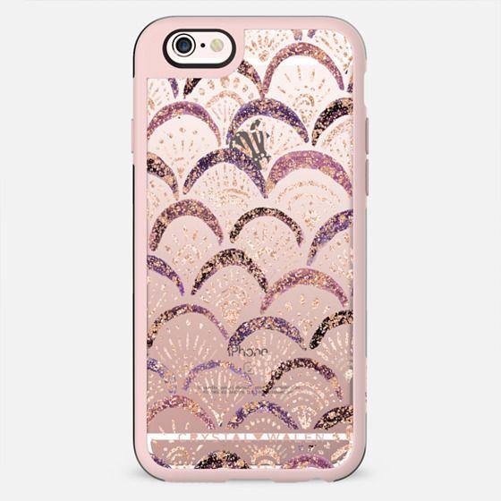 Mermaid Medallion - Autumn Blush - New Standard Case