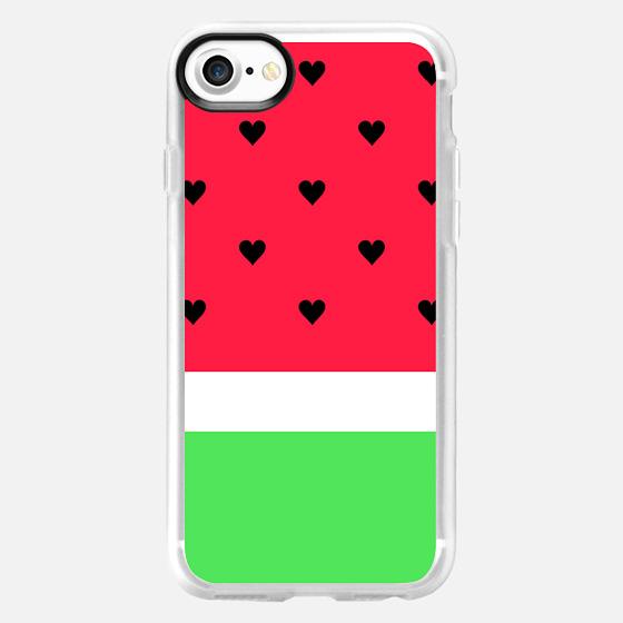 I Love Watermelon! - Wallet Case