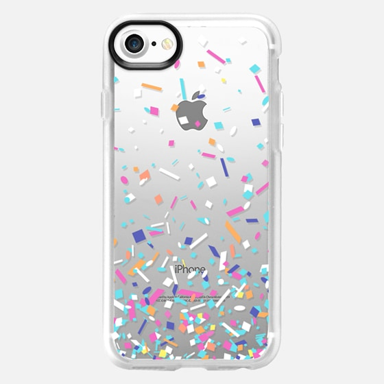 Candy Confetti Explosion  - Wallet Case