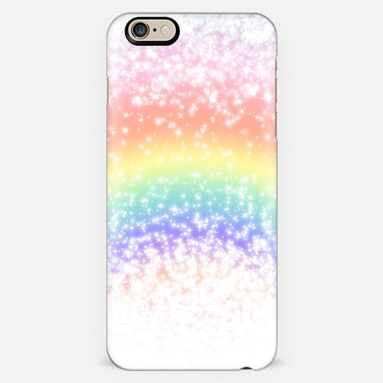 Rainbow Sparkly Explosion  -