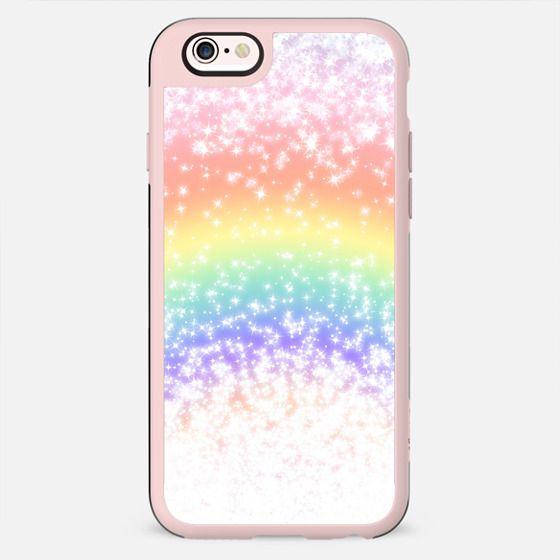 Rainbow Sparkly Explosion