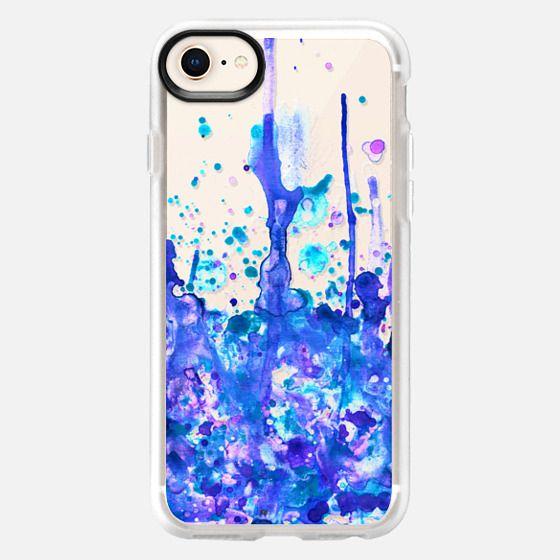 Dreamy Pastel Paint Splatter II - Snap Case