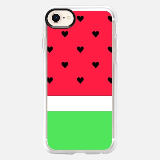 I Love Watermelon! - Snap Case