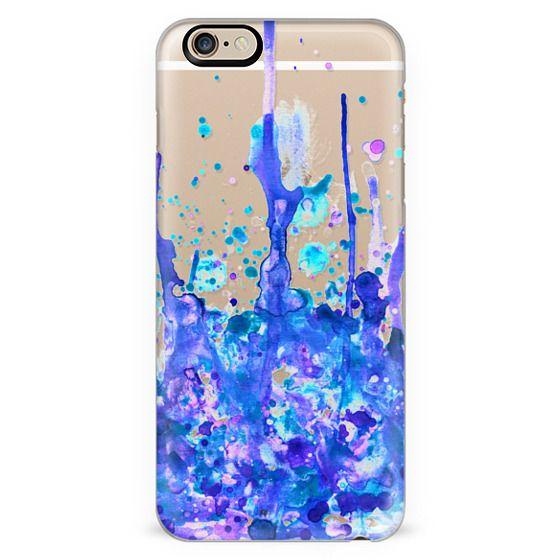 Dreamy Pastel Paint Splatter II