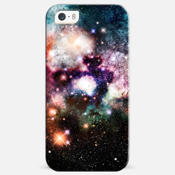Nebula Galaxy Stars -