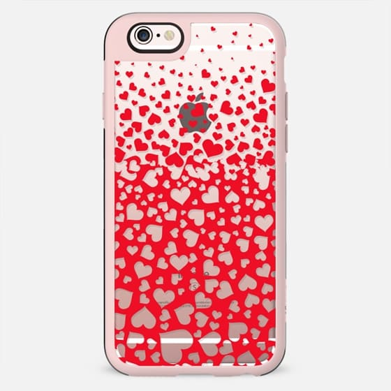 Red Field Of Hearts  -