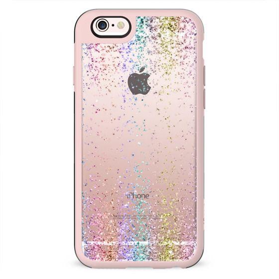 Rainbow Sparkly Glitter Burst