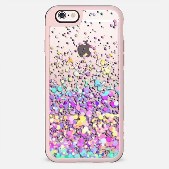Candy Paint Rain Transparent - New Standard Case