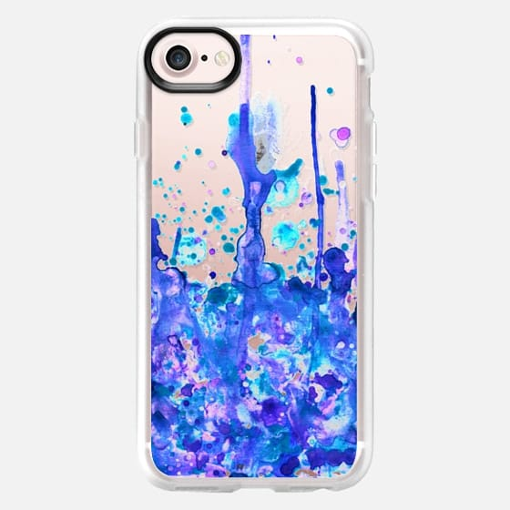 Dreamy Pastel Paint Splatter II -