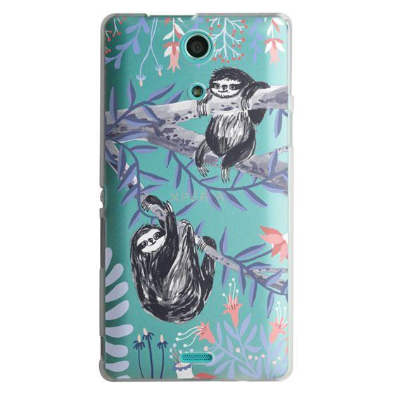 Two Sloths by Papio Press