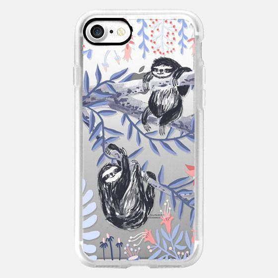 Two Sloths by Papio Press -
