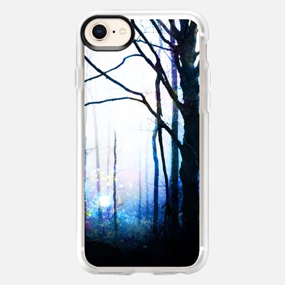 Space forest - Snap Case