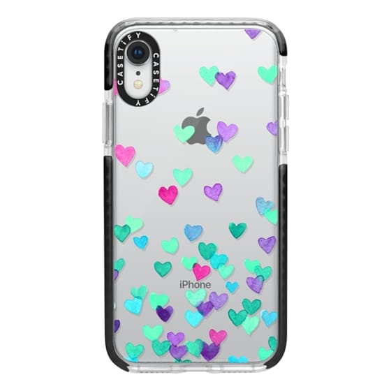 iPhone XR Cases - Hearts3